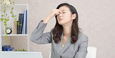 頭痛/肩の痛み/手のしびれ