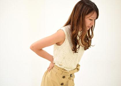軽い腰痛であっても放っておかないことが、腰の痛みを予防・回復させる秘訣です