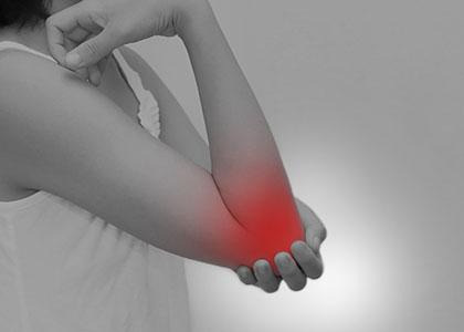 テニス肘、ゴルフ肘(上腕骨外側上顆炎)